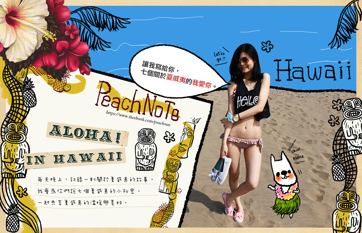 Peachnote hawaii